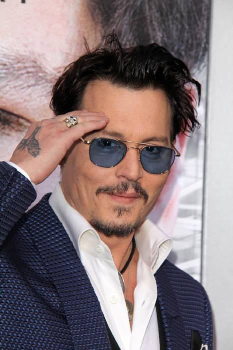 Johnny Depp jawline